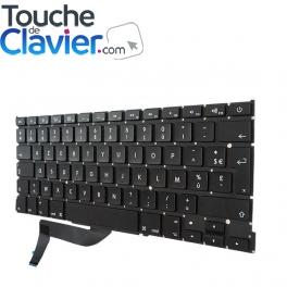 Acheter Clavier Rétro-éclairé MacBook Pro Retina 15'' A1398 AZERTY | ToucheDeClavier.com