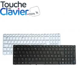 Acheter Clavier Asus N71V N71VG N71VN | ToucheDeClavier.com