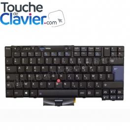 Acheter Clavier Lenovo ThinkPad T410S T410SI   ToucheDeClavier.com