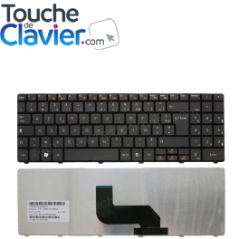 Acheter Clavier Packard Bell EasyNote TJ61 TJ62 | ToucheDeClavier.com