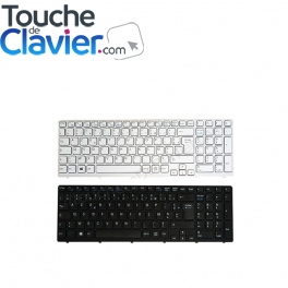 Acheter Clavier Sony Vaio SVE1512M6E SVE1512N1E | ToucheDeClavier.com