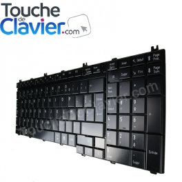 Clavier Toshiba Satellite A500 A500D