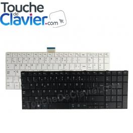 Acheter Clavier Toshiba Satelitte C850-19W C850-19X   ToucheDeClavier.com