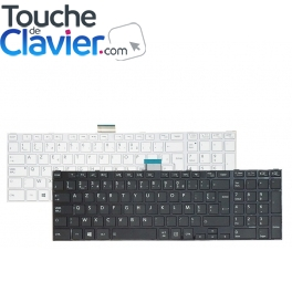 Acheter Clavier Toshiba Satellite C50-A-17R C50-A-17U | ToucheDeClavier.com