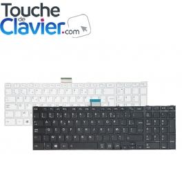 Acheter Clavier Toshiba Satellite C55-A-15C C55-A-17K C55-A-17L | ToucheDeClavier.com