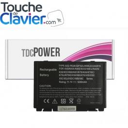 Acheter Batterie Pour Asus K70IJ K70IL K70IO - Livraison & Retour gratuits | ToucheDeClavier.com