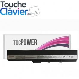 Acheter Batterie Pour Asus A52B A52BY - Livraison & Retour gratuits | ToucheDeClavier.com