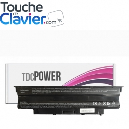 Acheter Batterie Pour Dell Inspiron 14R 4010-D460HK - Livraison & Retour gratuits | ToucheDeClavier.com