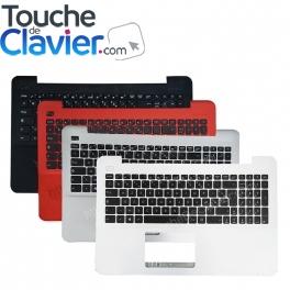 Acheter Clavier TopCase Asus R511LF R511LJ   ToucheDeClavier.com