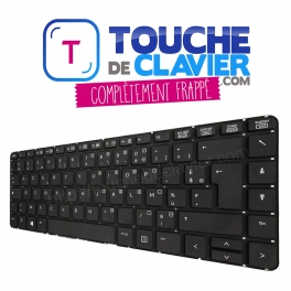 Clavier Compatible HP 90.4YV07.L0F