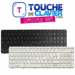 Clavier HP Pavilion TouchSmart 15-n295nf 15-n296nf