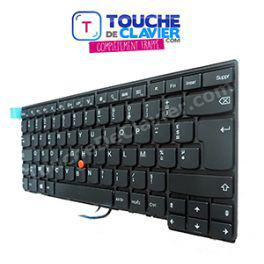 Acheter Clavier Lenovo ThinkPad T450 T450S L440 AZERTY Neuf | ToucheDeClavier.com
