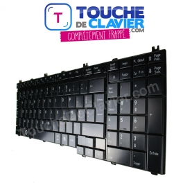 Clavier Toshiba Satellite A505 A505D