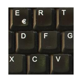 Acheter Touche Clavier pour Clevo PortaNote D901C | ToucheDeClavier.com