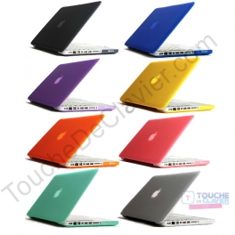 Acheter Coques Plastique MacBook Pro Retina 13 Pouces - Livraison & Retour gratuits | ToucheDeClavier.com