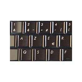 Acheter Touche Clavier pour HP DV2000 Series (Touches Noires Brillantes) | ToucheDeClavier.com