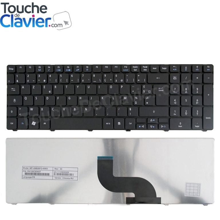Clavier Acer Aspire 7736 7736g 7736z 7736zg |