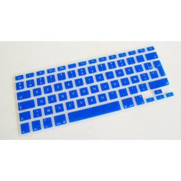 Protection Clavier MacBook Pro Unibody 13 15 17 Pouces Bleue