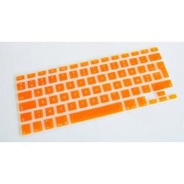 Protection Clavier MacBook Pro Unibody 13 15 17 Pouces Orange