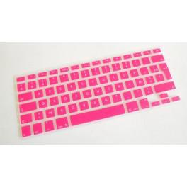 Protection Clavier MacBook Pro Unibody 13 15 17 Pouces Rose