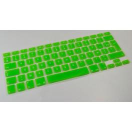 Protection Clavier MacBook Pro Unibody 13 15 17 Pouces Verte