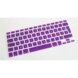 Protection Clavier MacBook Pro Unibody 13 15 17 Pouces Violette