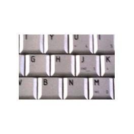 Acheter Touche Clavier pour Toshiba Qosmio F50 Series (Argentées) | ToucheDeClavier.com