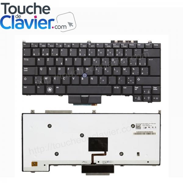 Clavier PC Portable Dell Latitude E4300