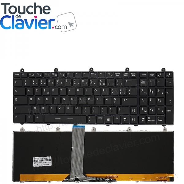 New For MSI GE60 2PC Apache GE60 2PE Apache Pro keyboard Color Backlit US
