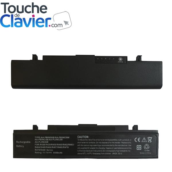 Batterie Pour Samsung R530 NP-R530