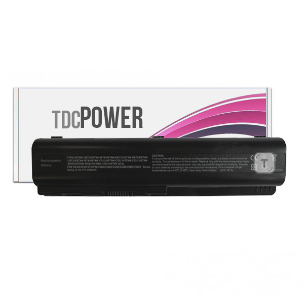 Acheter Batterie Pour HP Pavilion dv5 dv5t dv5z - Livraison ...