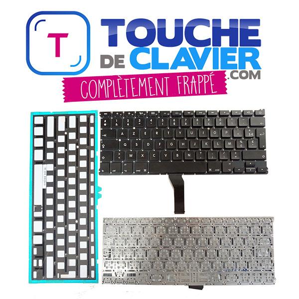 acheter clavier r tro clair macbook air 13 39 39 a1466. Black Bedroom Furniture Sets. Home Design Ideas
