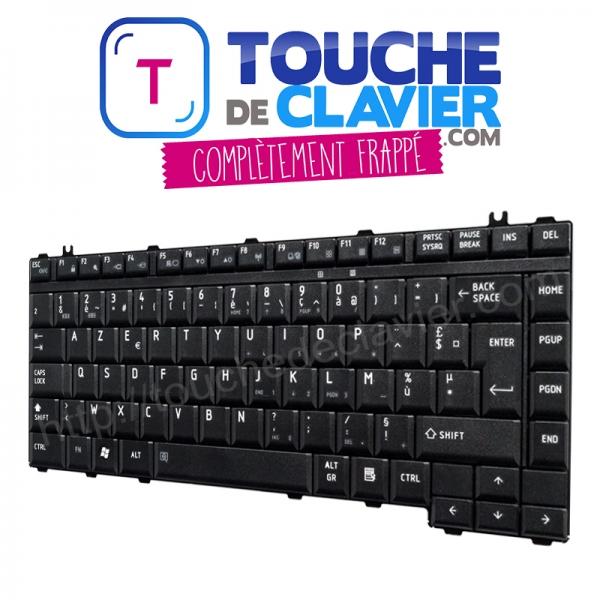 Acheter Clavier Toshiba Satellite L300 L300D | ToucheDeClavier.com