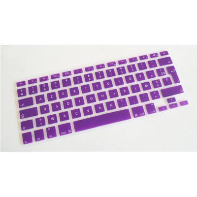 acheter protection clavier macbook pro unibody 13 15 17 pouces violette livraison retour. Black Bedroom Furniture Sets. Home Design Ideas